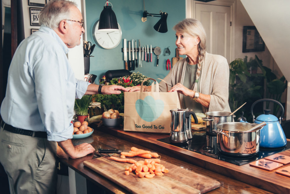 How the 'Too Good To Go' App Helps to Reduce Food Waste by Offering Big Discounts on Surplus Food