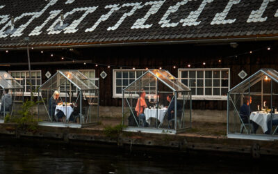 5 of Our Favorite Outdoor Seating Solutions From Restaurants Around the World